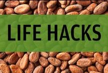 Tips, Tricks, & Hacks / From food hacks to life hacks, we've got some pretty UNREAL tips that will make your life easier.