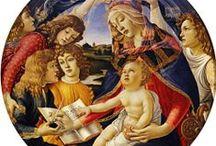 Virgin madonne / quadri  statue  immagini della Vergine