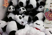 Panda** / I ♡ panda