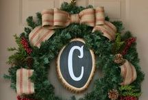 Christmas the Thrifty Way / Christmas craft ideas.  Christmas home decor ideas to inspire your holiday spirit!