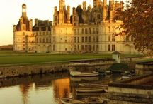 French chateaus