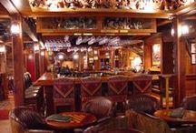 Angus Barn: Wild Turkey Lounge