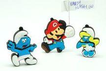 USB flash drive idea / www.freshflash.su