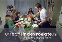 Utrecht in de vroegte / Een jaar lang fotografeer ik iedere week in de (vroege) ochtend bij iemand of ergens in Utrecht en leg ik de start van de dag vast. Het beeldverhaal van 10-15 foto's dat zo ontstaat, komt in principe de eerstvolgende donderdag op een vast tijdstip online op: www.utrechtindevroegte.nl . De onderwerpen zijn breed en kunnen zowel alledaags zijn als inspelen op de actualiteit. Maar iedere week weer zal het onderwerp prikkelen, vertederen, verrassen of verbazen!