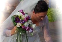 BUKIETY ŚLUBNE , WEDDING BOUQETS / Bukiety slubne, wedding bouquets