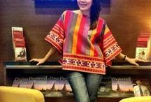 Indonesian weaving
