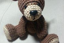 Amigurumi crochet / by Julia Tanoukhi