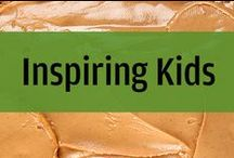 Totally UNREAL Kid Innovators / Capitalizing on the fact that an innovative kid founded UNREAL, this pinboard will celebrate kid inventors, innovators, and outside-the-box thinkers