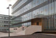 Centraal Justitieel Incasso Bureau Leeuwarden / Offices Central Juridical Tax Office by Claus en Kaan Architecten. Pics by @svd_fotografie