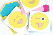 CSS | So Emojional / When text messaging gets real. We've rounded up some of the cutest emoji swag to put a smile on your face - or maybe give the side eye...