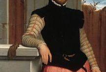 renesanční oděv - pánský