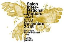 Salon International des Métiers d'Art / HIB goes International #handmadeinbelgium #HIB #ambachten #vakmanschap #authenticiteit #handmade #Belgium #beurzen #imap #lens #frankrijk #louvre