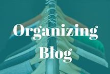 The Organizing Blog / My best tips on how to start living a clutter-free and more organized life.