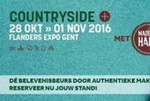Countryside 2016 / Makers en ambachters op de Countryside beurs in Flanders Expo