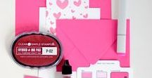 CSS | Paint the Town Pink / We love color - check out a few items that continue to inspire our P-02 | Paint the Town Pink color story..