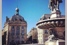BORDEAUX, France / Ville majestueuse et inspirante, Bordeaux est le berceau de la marque de cosmétiques bio Océopin ✨