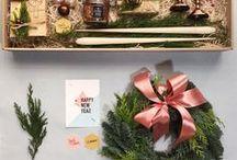 Christmas Box / Мы собрали подарочные наборы,чтобы их можно было подарить не только близким, но и оставить себе, чтобы добавить новогоднего настроения в свой дом.  Подробности на www.schastie-studio.ru