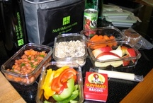 Pack a Snack / Having good food available, by planning, will keep you from making bad choices. / by NutriMirror