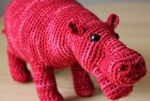 Amigurumi and Knit & Crochet Animals and Toys / Over 2750 Free Amigurumi and Crochet Toy Patterns  Revised Board Doll Patterns are contained on the Amigurumi Doll Board Bear Patterns are contained on the Amigurumi Bear Board / by Ruth Burkhardt