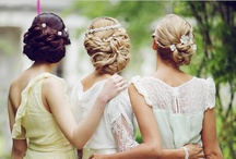 Hair Candy... / by Touched by Time Vintage Wedding  Rentals Temecula Ca