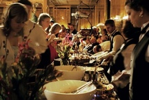 It's time to eat... / by Touched by Time Vintage Wedding  Rentals Temecula Ca