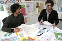 In the LOQI Studio / See the everyday life at LOQI studio and the people behind the brand.