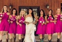 Pink is HOT!!! Touched by Time Vintage rentals / Spicy Pink for the bride who sizzles...We are here to help make your dreams come true...Come check out our Vintage Rentals & Event Styling on Instagram @touchedbytime Follow us on Facebook Touched by Time Vintage Rentals