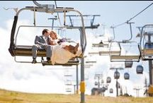 Keystone Wedding Photos / Wedding pictures at Keystone Wedding Signature Venues - Keystone Ranch, Alpenglow Stube, Timber Ridge, Ski Tip Lodge. Photos by Kent Meireis Wedding Photography.