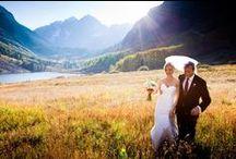 Aspen Wedding Photographer / Aspen Colorado weddings - Maroon Bells - Pine Creek Cookhouse. http://kentmeireisphotography.com