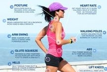 salud y ejercicios / by Irene Gonzalez Trivilcock