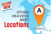 Other Heaven's Best Locations / There are many Heaven's Best franchise owners in the United States and in Canada. We are confident that you will be able to find service near you.