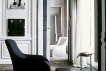 {-righe-} / strisce, pareti a righe, liserée, striped walls