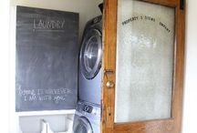 {-lavanderie-} / lavanderie, sgabuzzini, laundry rooms