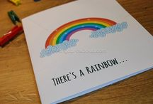 Rainbow Greeting cards www.greetingcards.com  / Check out other awesome designs on http://www.greetingcardscloud.com