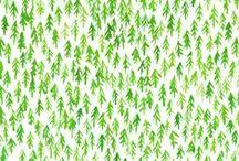 My illustrations/Illustrations by Lu Green / Illustrations by Lu Green