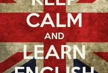 ESL / Learning and teaching English / by Teresa Alonso Pujante