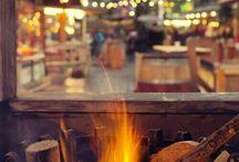 {-fuoco-} / focolari, fuoco, camini, caminetti, feu, fireplaces, cheminées