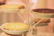 Pie Please...Touched by Time Vintage Rentals / We are here to help make your dreams come true...Come check out our Vintage Rentals & Event Styling on Instagram @touchedbytime Follow us on Facebook Touched by Time Vintage Rentals