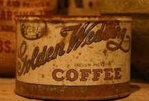 Coffee!!!! Touched by Time Vintage Rentals... / Coffee is great anytime and smells wonderful. So whether you are looking to have a coffee bar at your wedding or just wanting to enjoy a good cup of Joe. You will find it here...