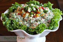 Salad / by Kerstin Lewald