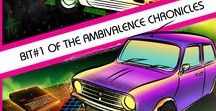 The Ambivalence Chronicles / Miscellaneous visual snippets and inspirations for the PixelPunk novella series 'The Ambivalence Chronicles'