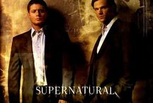 Supernatural / by April Bailey