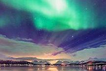 Zorza polarna - The northern lights