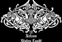 Nordic Tattoo / tattoo, norse, asatru, viking, nordic