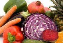 ColoriDaMangiare / Frutta e verdura, bella e buona