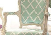 Decor ideas / Home decor ideas;  Ideas for Sort-it clients' houses