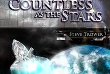 Countless as the Stars / Inspiration and illustrations for 'Countless as the Stars', an Old Testament Space Opera.