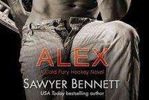 Alex (Cold Fury, Book #1)