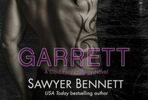 Garrett (Cold Fury, Book #2)