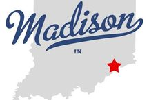 Madison, Indiana / Madison, Indiana, my hometown.  / by 🌻 Suzette McDowell